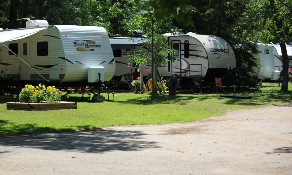 RV TRAILER SITES